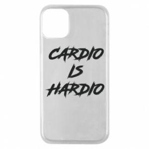 iPhone 11 Pro Case Cardio is hardio