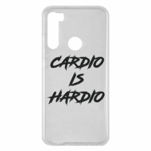 Etui na Xiaomi Redmi Note 8 Cardio is hardio