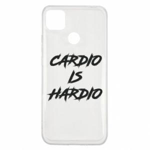 Xiaomi Redmi 9c Case Cardio is hardio