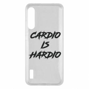 Xiaomi Mi A3 Case Cardio is hardio