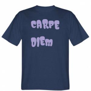 Koszulka męska Carpe diem