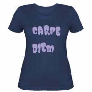 Koszulka damska Carpe diem