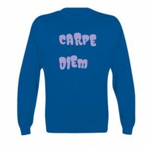 Bluza dziecięca Carpe diem