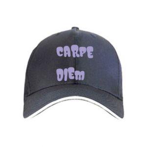 Czapka Carpe diem