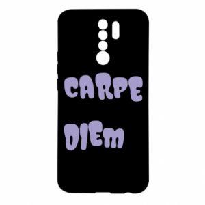 Etui na Xiaomi Redmi 9 Carpe diem