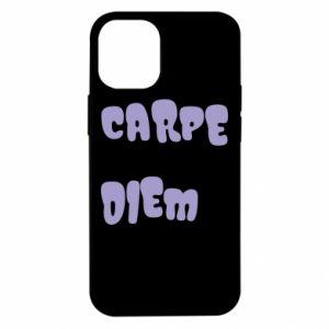Etui na iPhone 12 Mini Carpe diem