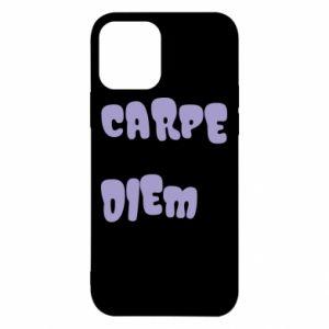 Etui na iPhone 12/12 Pro Carpe diem