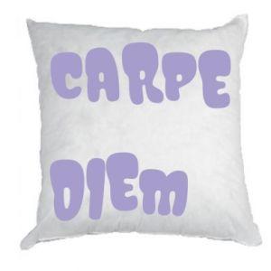 Poduszka Carpe diem
