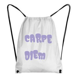 Plecak-worek Carpe diem