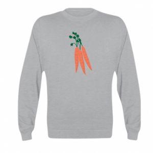 Bluza dziecięca Carrot for him
