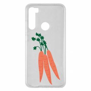 Etui na Xiaomi Redmi Note 8 Carrot for him