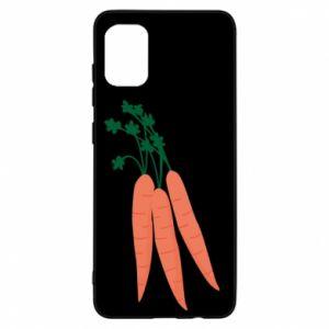 Etui na Samsung A31 Carrot for him