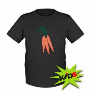 Koszulka dziecięca Carrot for him