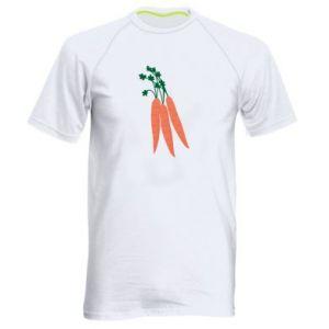 Koszulka sportowa męska Carrot for him