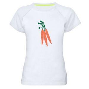Koszulka sportowa damska Carrot for him
