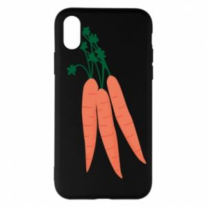 Etui na iPhone X/Xs Carrot for him