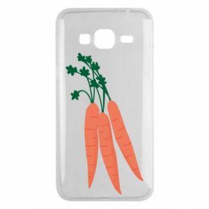 Etui na Samsung J3 2016 Carrot for him