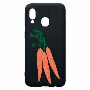 Etui na Samsung A40 Carrot for him