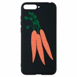 Etui na Huawei Y6 2018 Carrot for him