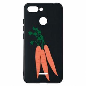 Etui na Xiaomi Redmi 6 Carrot for him