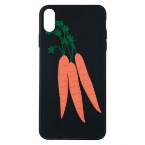 Etui na iPhone Xs Max Carrot for him