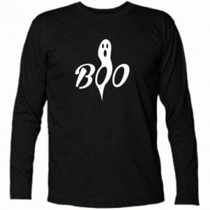 Long Sleeve T-shirt Spirit boo - PrintSalon