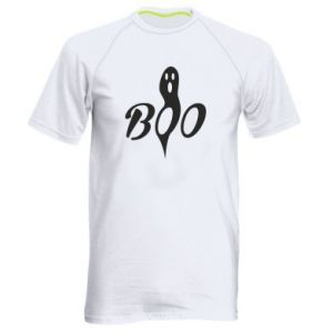 Men's sports t-shirt Spirit boo - PrintSalon