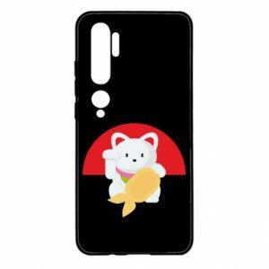 Etui na Xiaomi Mi Note 10 Cat for luck