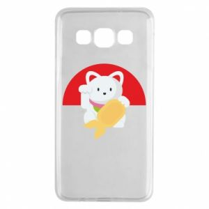 Etui na Samsung A3 2015 Cat for luck