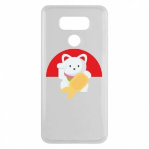 Etui na LG G6 Cat for luck