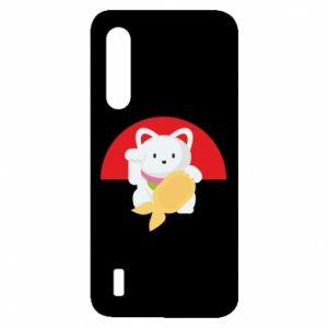 Etui na Xiaomi Mi9 Lite Cat for luck
