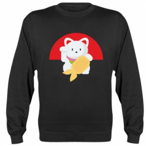 Bluza Cat for luck