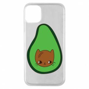 Etui na iPhone 11 Pro Cat in avocado