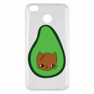 Etui na Xiaomi Redmi 4X Cat in avocado