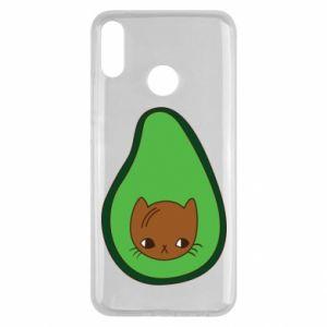 Etui na Huawei Y9 2019 Cat in avocado
