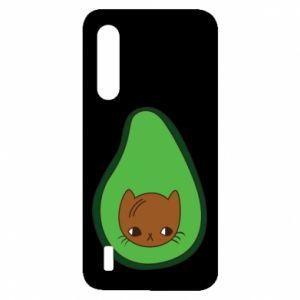 Etui na Xiaomi Mi9 Lite Cat in avocado
