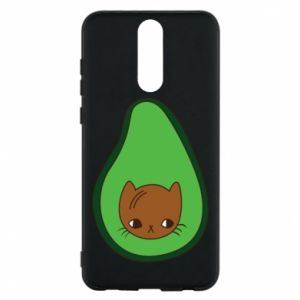 Etui na Huawei Mate 10 Lite Cat in avocado