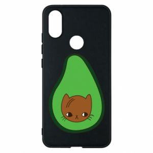 Etui na Xiaomi Mi A2 Cat in avocado