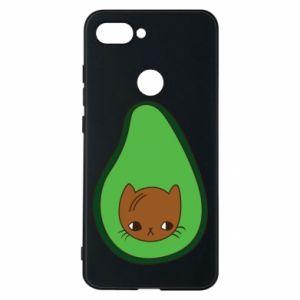Etui na Xiaomi Mi8 Lite Cat in avocado