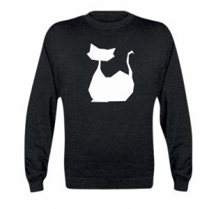Bluza dziecięca Cat lies graphics