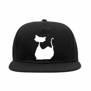 Snapback Cat lies graphics