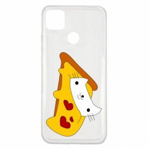 Etui na Xiaomi Redmi 9c Cat - Pizza