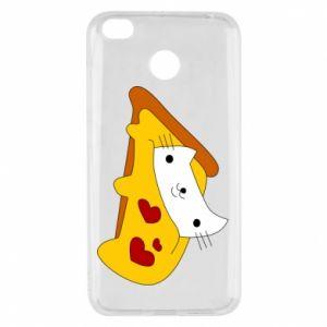 Etui na Xiaomi Redmi 4X Cat - Pizza