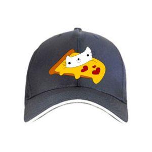 Czapka Cat - Pizza