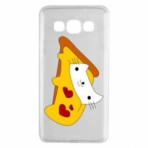 Etui na Samsung A3 2015 Cat - Pizza