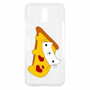 Etui na Nokia 2.3 Cat - Pizza