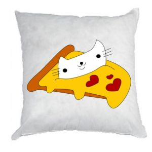 Pillow Cat - Pizza