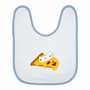 Bib Cat - Pizza