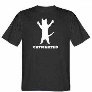 Koszulka Catfinated - PrintSalon
