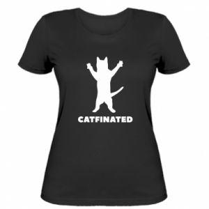 Koszulka damska Catfinated